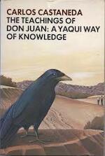 The Teachings of Don Juan - Carlos Castaneda (ISBN 9780671227425)