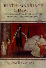 Birth, Marriage, and Death - David Cressy (ISBN 9780198207887)