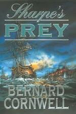 Sharpe's prey - Bernard Cornwell (ISBN 9780002258753)