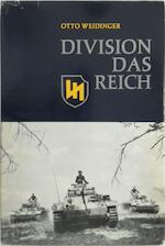 Division das Reich Band IV 1943 - Otto Weidinger (ISBN 9783921242377)