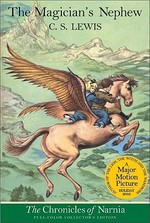 The Magician's Nephew - C. S. Lewis (ISBN 9780064409438)