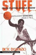 Stuff Good Players Should Know - Dick Devenzio (ISBN 9780983938002)