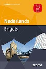 Prisma pocketwoordenboek Nederlands-Engels - A.F.M. de Knegt, C. de Knegt-Bos (ISBN 9789049100728)