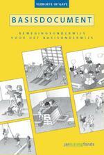 Basisdocument bewegingsonderwijs voor het basisonderwijs - verkorte uitgave - Chris Mooij (ISBN 9789072335586)