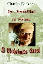 Een kerstlied in proza - Charles Dickens (ISBN 9789491872976)