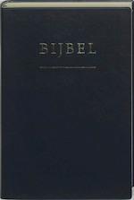 Bijbel huisbijbel nieuwe vertaling edelskai kleursnede blauw