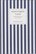 Tumult - Maarten Inghels (ISBN 9789055159833)