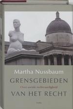 Grensgebieden van het recht - Martha C. Nussbaum (ISBN 9789026324529)