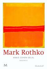 Mark Rothko - Annie Cohen-Solal (ISBN 9789402302400)