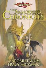 The Annotated Chronicles - Margaret Weis, Tracy Hickman (ISBN 9780786918706)