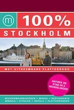 100% Stockholm - S. de Leeuw (ISBN 9789057673450)