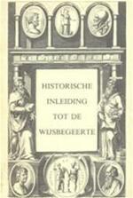 Historische inleiding tot de wijsbegeerte - Carlos G. Steel (ISBN 9789061863342)