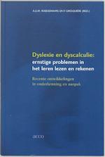 Dyslexie en dyscalculie (ISBN 9789033451485)