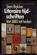 Literaire tijdschriften - Siem Bakker (ISBN 9789029501378)