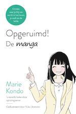Opgeruimd! - De manga - Marie Kondo (ISBN 9789400509795)