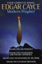 Four Complete Books: Edgar Cayce, Modern Prophet - Edgar Cayce, Mary Ellen Carter (ISBN 9780517697023)