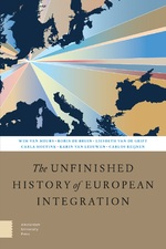 The Unfinished History of European Integration - Wim van Meurs (ISBN 9789048540198)