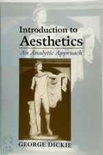 Introduction to Aesthetics - George Dickie (ISBN 9780195113044)