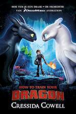 Hoe tem je een draak - filmeditie - Cressida Cowell (ISBN 9789024584208)