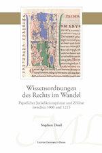 Wissensordnungen des Rechts im Wandel - Stephan Dusil (ISBN 9789461662583)