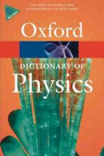 A Dictionary of Physics - John Daintith (ISBN 9780199233991)