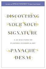 Discovering Your Soul Signature - Panache Desai (ISBN 9781444788716)