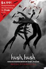 Hush, Hush - Becca Fitzpatrick (ISBN 9781442465138)