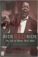 Ride, Red, Ride - John Chilton (ISBN 9780304704071)