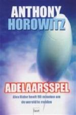 Adelaarsspel - Anthony Horowitz (ISBN 9789050164054)