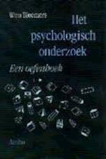Het psychologisch onderzoek - Wim Bloemers (ISBN 9789026309977)