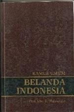Kamus umum Belanda Indonesia