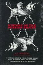 History of the Persian Empire - Albert Ten Eyck Olmstead (ISBN 9780226627779)