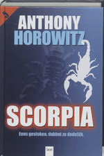 Scorpia - Anthony Horowitz (ISBN 9789050164313)