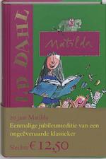 Matilda jubileumeditie - R. Dahl (ISBN 9789026124112)