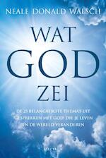 Wat God zei - Neale Donald Walsch (ISBN 9789000338788)