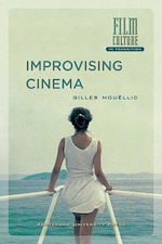 Improvising cinema - Gilles Mouellic (ISBN 9789048518425)