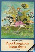 Pippi Langkous komt thuis - Astrid Anna Emilia Lindgren, Carl Nicolaas Hollander, Elizabeth Henderika Borgesius-wildschut (ISBN 9789021607221)