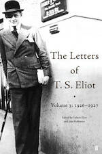 Letters of T. S. Eliot - T S Eliot (ISBN 9780571140855)