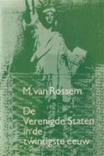 De Verenigde Staten in de twintigste eeuw - Maarten van Rossem (ISBN 9789061944041)