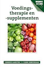Voedingstherapie en supplementen - Corwin Aakster (ISBN 9789020212006)