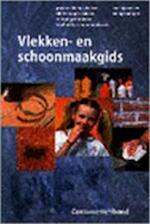 Vlekken- en schoonmaakgids - Alfred M. Jacobsen, Consumentenbond (ISBN 9789021531656)