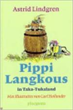 Pippi Langkous in Taka-Tukaland - Astrid Lindgren (ISBN 9789021617879)