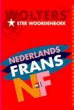 Wolters ster Woordenboek Nederlands - Frans