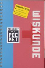 Noordhoff Wiskunde in je pocket - Erwin Broekema, Erwin Broekema (ISBN 9789001780265)