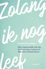 Zolang ik leef - Goedele van Edom (ISBN 9789401441827)