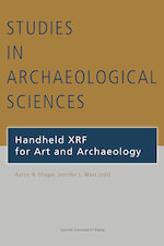 Handheld XRF for Art and Archaeology (ISBN 9789461660695)