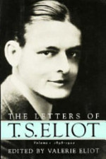 The Letters of T.S. Eliot - T. S. Eliot (ISBN 9780151508853)