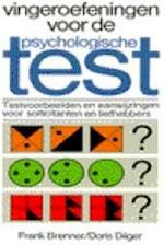 Vingeroefeningen voor de psychologische test