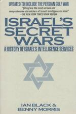 Israel's Secret Wars - Ian Black (ISBN 9780802132864)