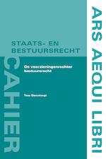 De voorzieningenrechter bestuursrecht (ISBN 9789492766069)